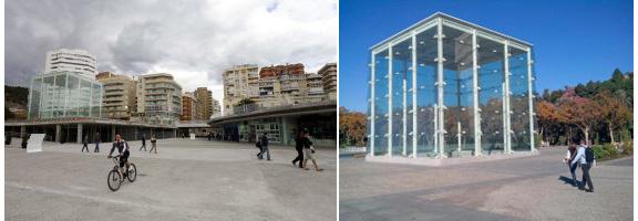 Cubo del Puerto de Málaga 1