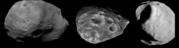 Fobos - Marte