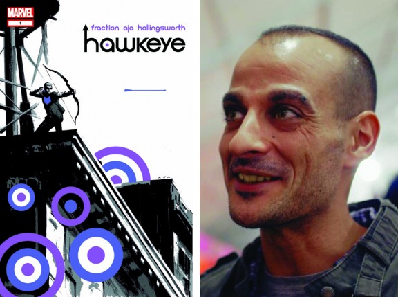 Hawkeye - David Aja