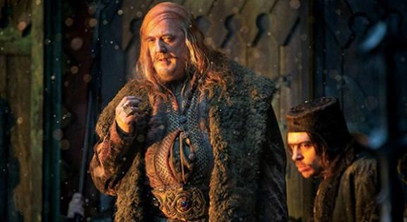 Stephen Fry en The Hobbit