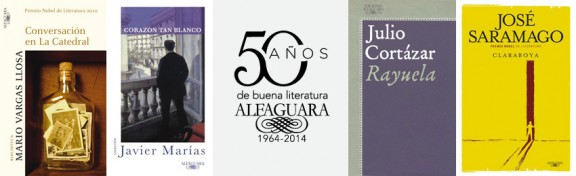 50 años Alfaguara 2