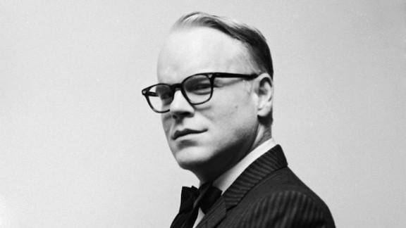 Philip Seymour Hoffman Capote