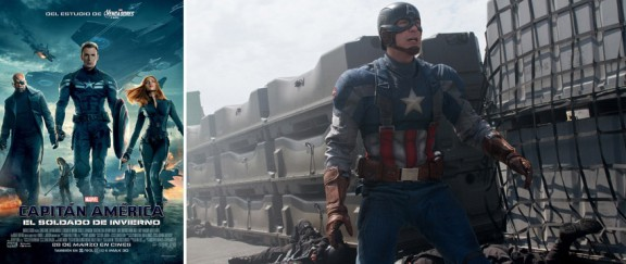 Capitán América 2 mixta