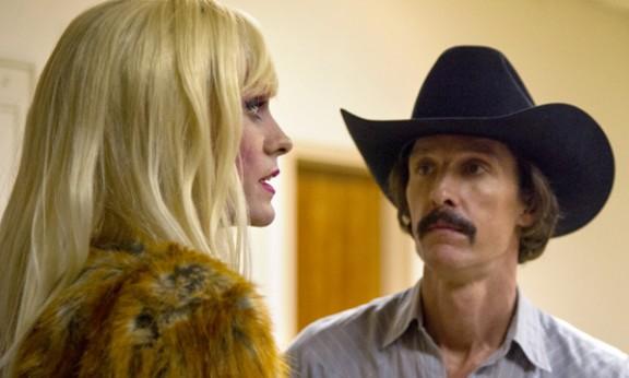 Dallas Buyers Club Jared Leto y Matthew McConaughey 2