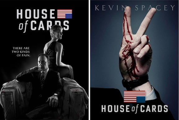 House of Cards segunda temporada