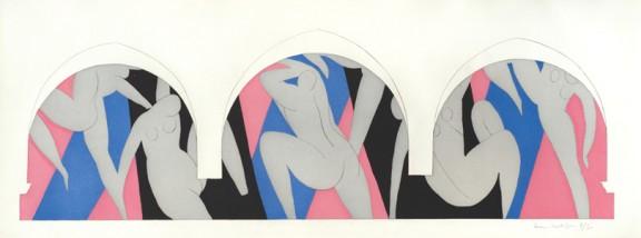 Matisse--La-danse--1935-36--grabado-y-aguatinta-s.papel-vitela--23.5x74-cm--ed.de-50