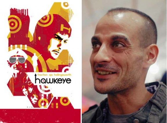David Aja - Hawkeye 2014