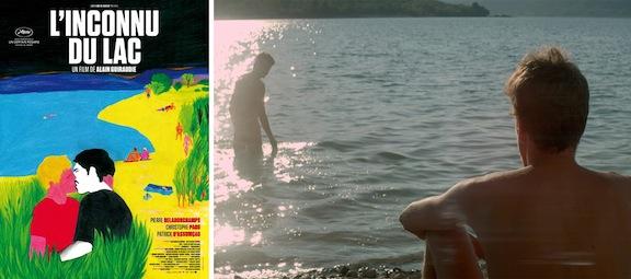 El desconocido del lago (2014) mixta