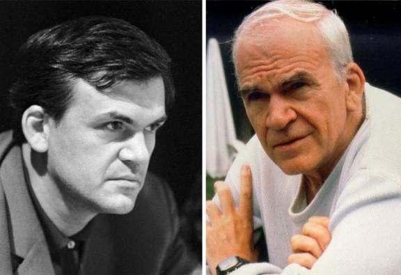Milan Kundera juventud y vejez