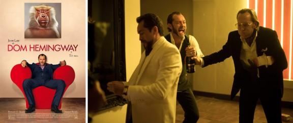 Dom Hemingway (2014) mixta