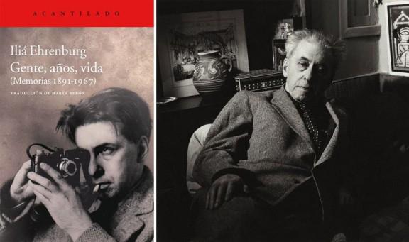 Gente, años, vida (Memorias 1891-1967) - Ilya Ehrenburg
