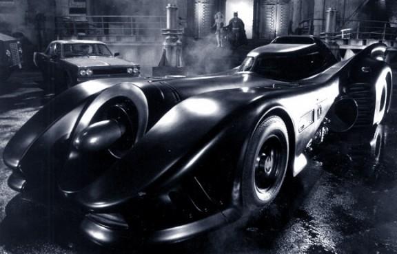 Batman 1989 - Batmovil