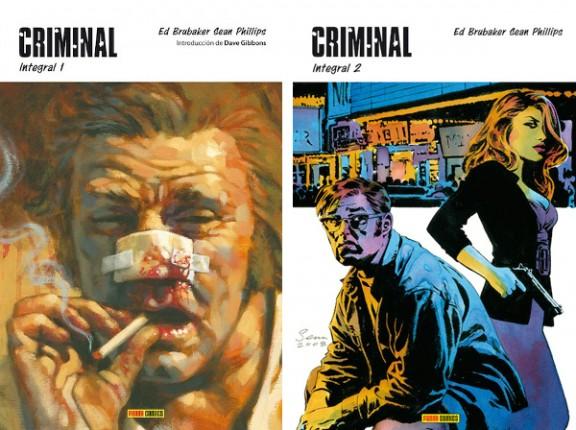 Criminal integral - Ed Brubaker y Sean Phillips