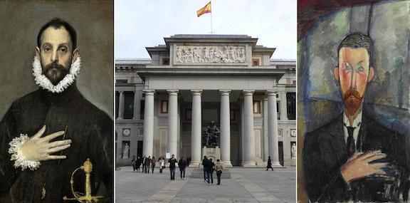 El Greco en el Museo del Prado 2