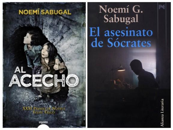 Novelas Noemí Sabugal