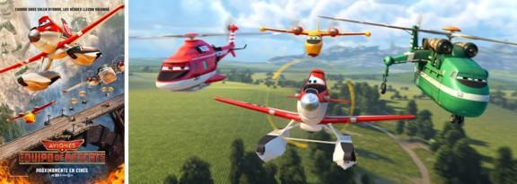 Aviones Equipo de Rescate (2014) mixta