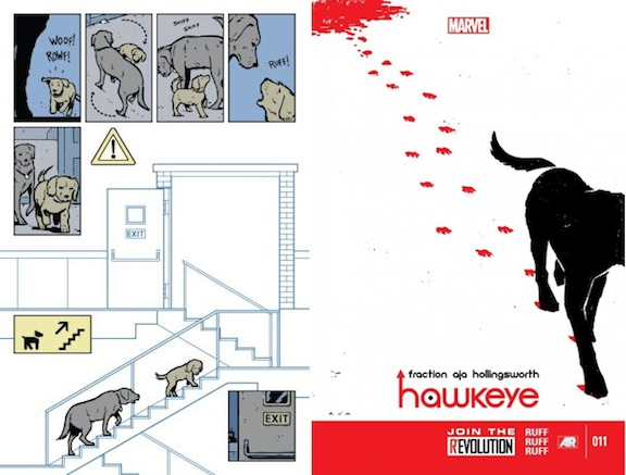Hawkeye - David Aja - Premios Eisner 2