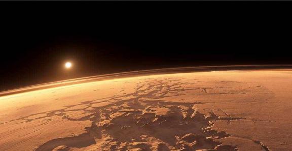 Marte - Amanecer copia