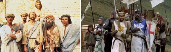 Monty Python combinados