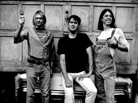 Nirvana en 1993
