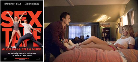 Sex Tape (2014) mixta