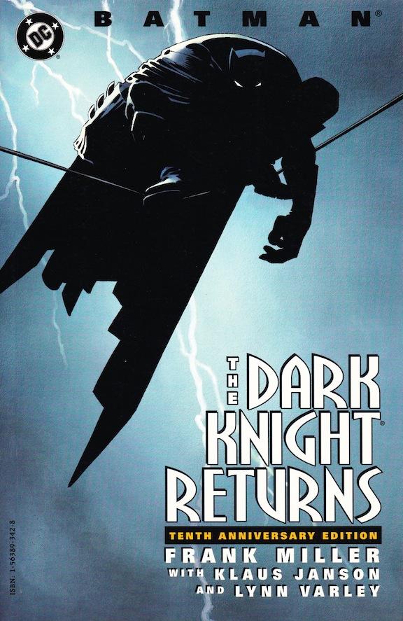 The Dark Night Rises - Frank Miller