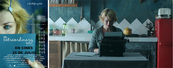 The extraordinary tale (2014) mixta