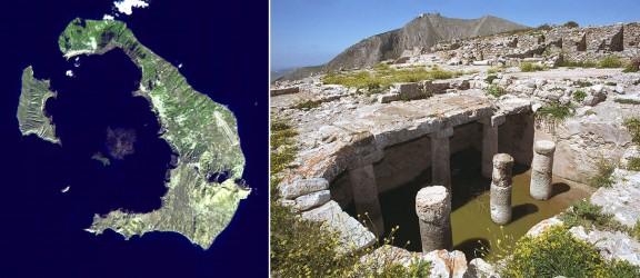 Thera - arqueología