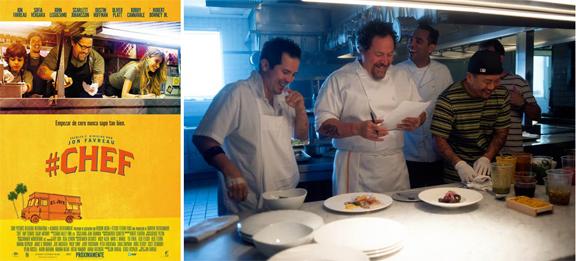 El chef (2014) mixta