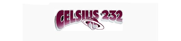 Logo pequeño blanco Celsius 232